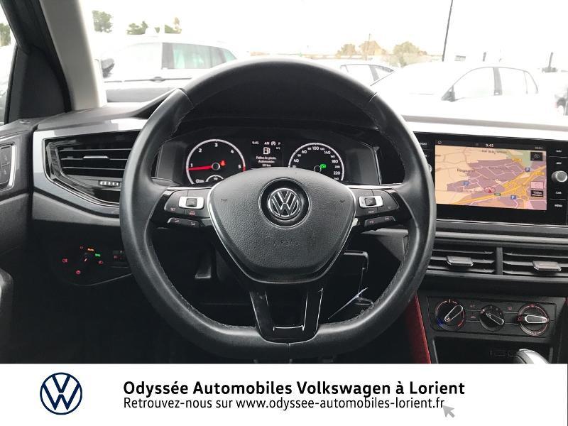 Photo 7 de l'offre de VOLKSWAGEN Polo 1.6 TDI 95ch Connect DSG7 Euro6d-T à 17420€ chez Odyssée Automobiles - Volkswagen Lorient