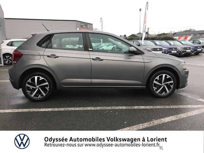 Photo 4 de l'offre de VOLKSWAGEN Polo 1.6 TDI 95ch Connect DSG7 Euro6d-T à 17420€ chez Odyssée Automobiles - Volkswagen Lorient