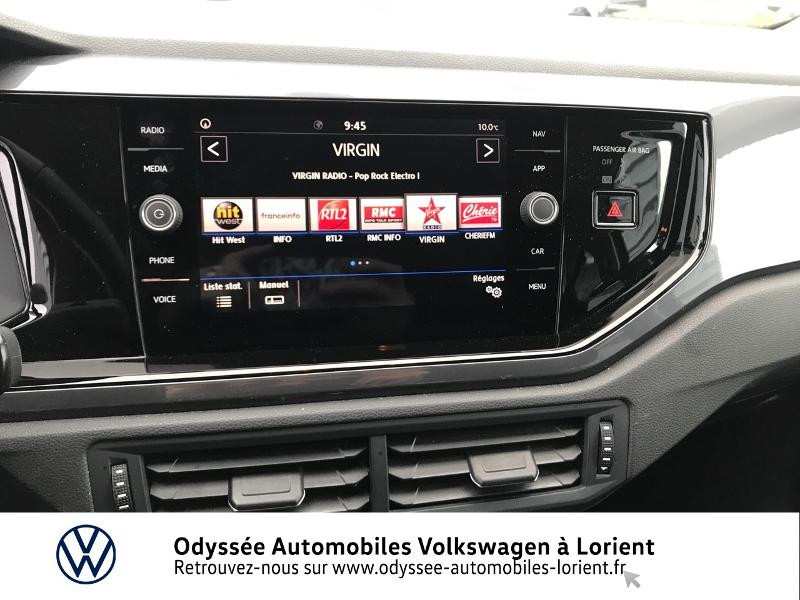 Photo 8 de l'offre de VOLKSWAGEN Polo 1.6 TDI 95ch Connect DSG7 Euro6d-T à 17420€ chez Odyssée Automobiles - Volkswagen Lorient