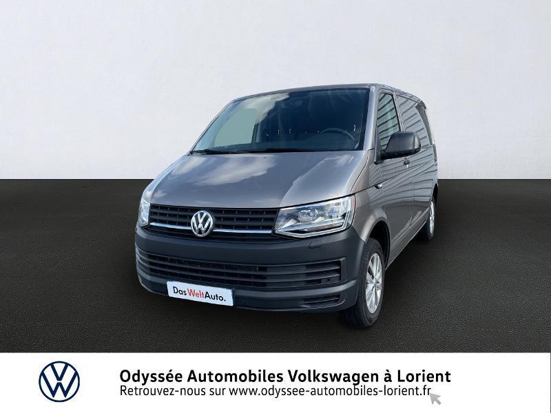Volkswagen Transporter Fg 2.8T L1H1 2.0 TDI 150ch Business Line DSG7 Diesel BEIGE MOJAWE METALLISE Occasion à vendre