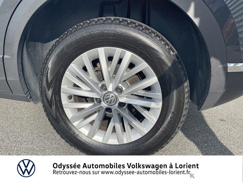 Photo 13 de l'offre de VOLKSWAGEN T-Roc 1.6 TDI 115ch Lounge Business Euro6d-T à 19930€ chez Odyssée Automobiles - Volkswagen Lorient