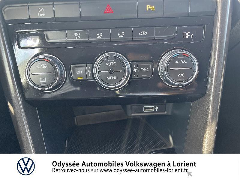 Photo 7 de l'offre de VOLKSWAGEN T-Roc 1.6 TDI 115ch Lounge Business Euro6d-T à 19930€ chez Odyssée Automobiles - Volkswagen Lorient