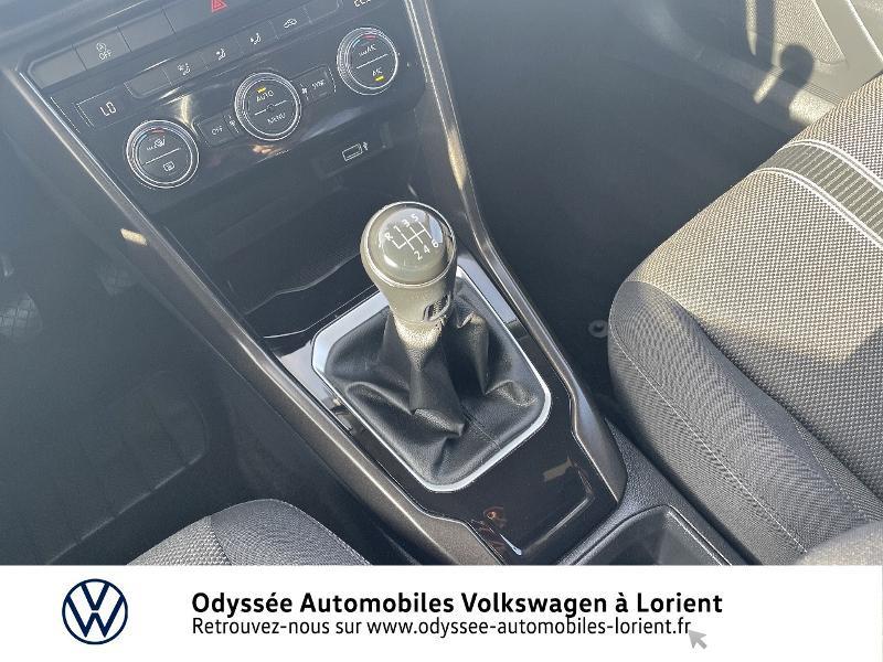 Photo 10 de l'offre de VOLKSWAGEN T-Roc 1.6 TDI 115ch Lounge Business Euro6d-T à 19930€ chez Odyssée Automobiles - Volkswagen Lorient