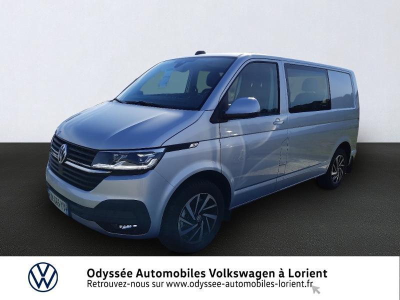 Volkswagen Transporter Fg 3.0T L1H1 2.0 TDI 198ch Business Line 4Motion DSG DSG7 Diesel GRIS ARGENT Occasion à vendre