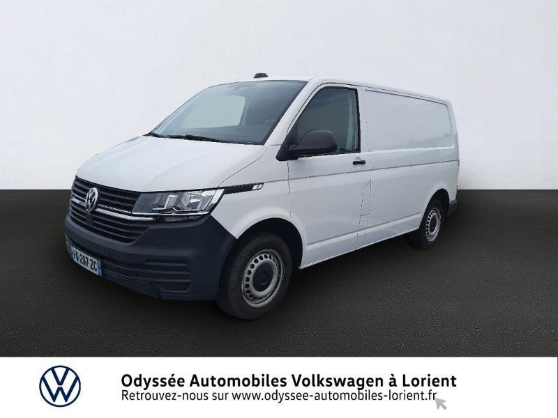 Volkswagen Transporter Fg 2.8T L1H1 2.0 TDI 150ch Business Line DSG7 Diesel BLANC CANDY Occasion à vendre