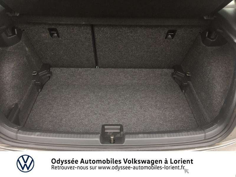 Photo 13 de l'offre de VOLKSWAGEN Polo 1.0 TSI 95ch United Euro6d-T à 17290€ chez Odyssée Automobiles - Volkswagen Lorient