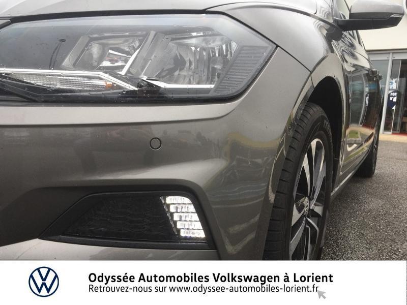 Photo 19 de l'offre de VOLKSWAGEN Polo 1.0 TSI 95ch United Euro6d-T à 17290€ chez Odyssée Automobiles - Volkswagen Lorient
