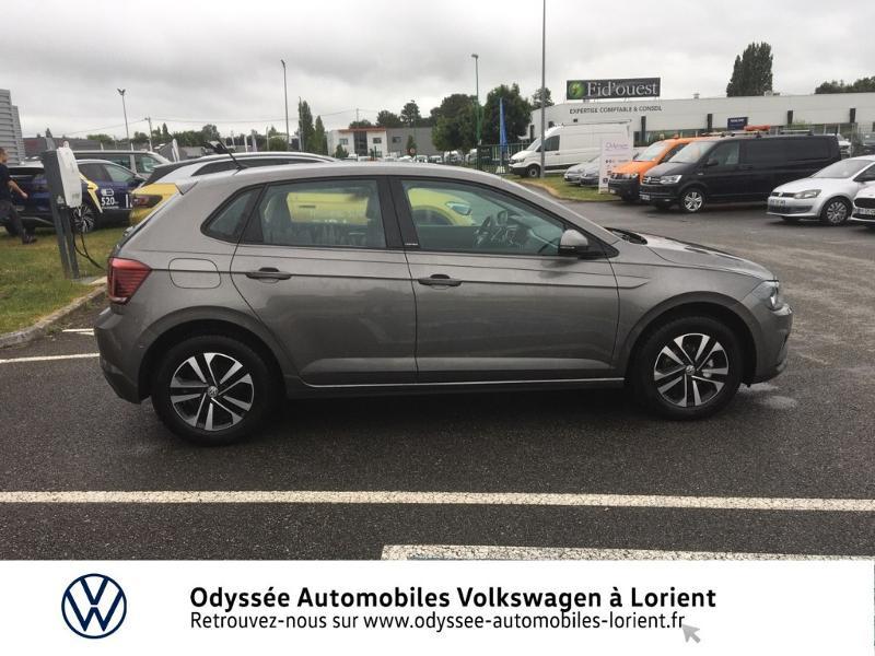 Photo 4 de l'offre de VOLKSWAGEN Polo 1.0 TSI 95ch United Euro6d-T à 17290€ chez Odyssée Automobiles - Volkswagen Lorient