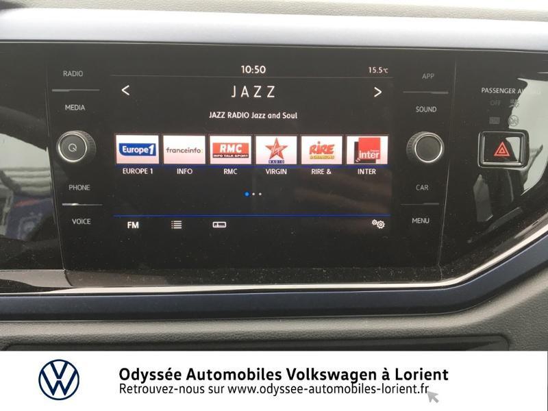 Photo 9 de l'offre de VOLKSWAGEN Polo 1.0 TSI 95ch United Euro6d-T à 17290€ chez Odyssée Automobiles - Volkswagen Lorient