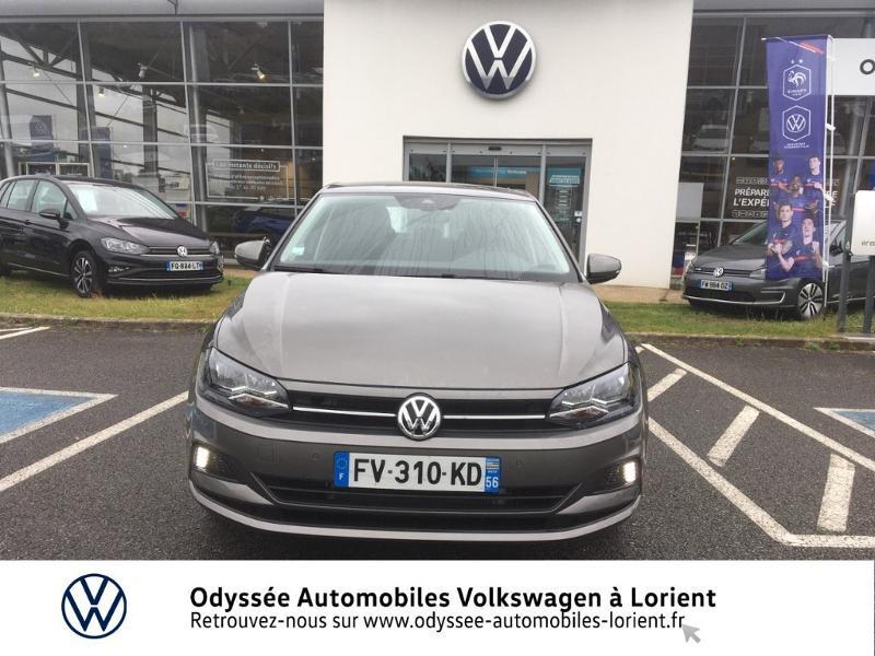 Photo 5 de l'offre de VOLKSWAGEN Polo 1.0 TSI 95ch United Euro6d-T à 17290€ chez Odyssée Automobiles - Volkswagen Lorient