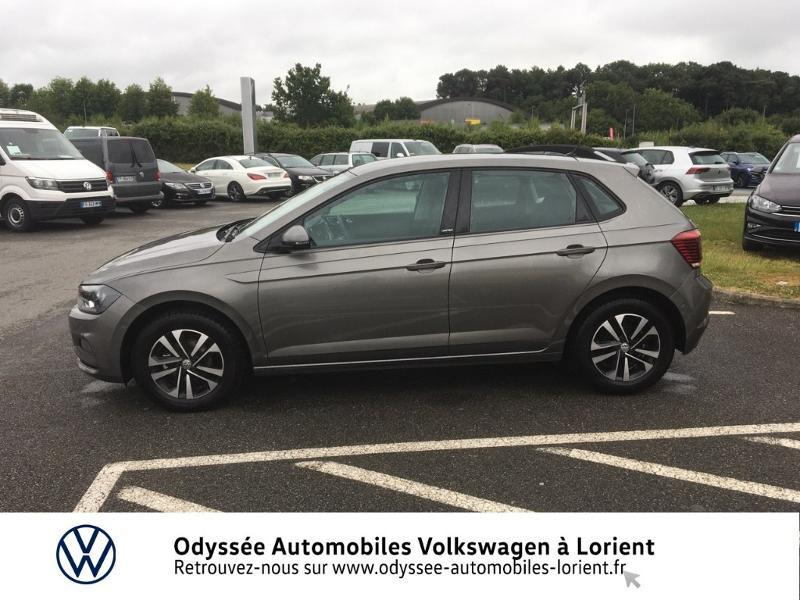 Photo 2 de l'offre de VOLKSWAGEN Polo 1.0 TSI 95ch United Euro6d-T à 17290€ chez Odyssée Automobiles - Volkswagen Lorient
