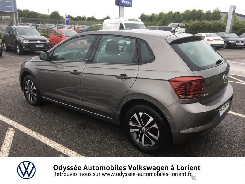 Photo 3 de l'offre de VOLKSWAGEN Polo 1.0 TSI 95ch United Euro6d-T à 17290€ chez Odyssée Automobiles - Volkswagen Lorient