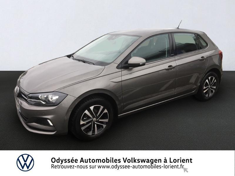 Photo 1 de l'offre de VOLKSWAGEN Polo 1.0 TSI 95ch United Euro6d-T à 17290€ chez Odyssée Automobiles - Volkswagen Lorient