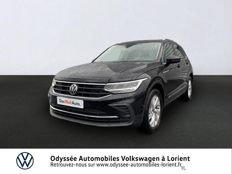 Volkswagen Tiguan 1.5 TSI 150ch Life DSG7 Essence NOIR INTENSE Occasion à vendre