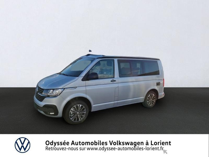 Volkswagen California 2.0 TDI 150ch BlueMotion Technology Coast DSG7 8cv Diesel Gris Foncé Métal Occasion à vendre
