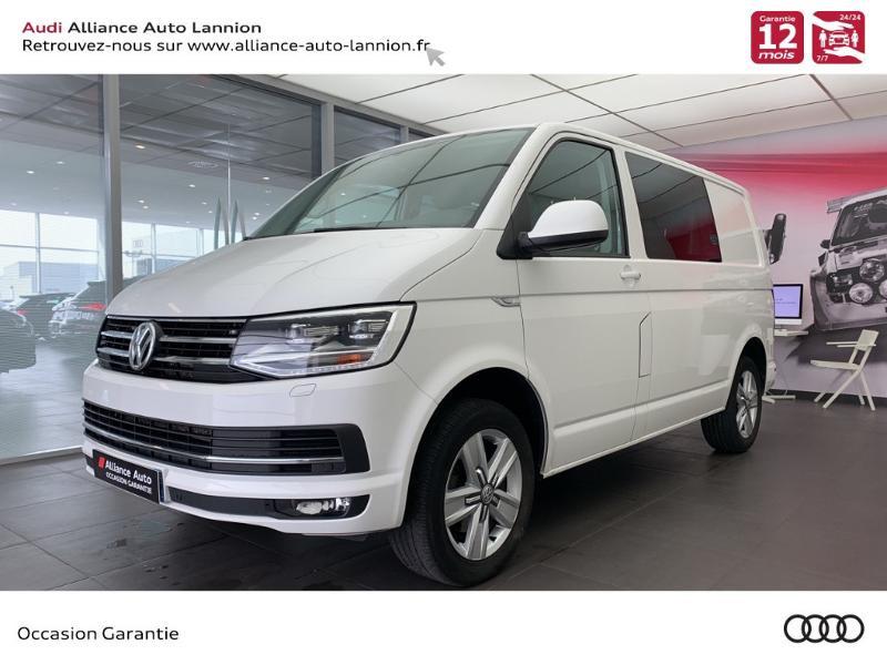 Volkswagen Transporter Fg 2.8T L1H1 2.0 TDI 150ch ProCab Confort DSG7 Diesel BLANC CANDY Occasion à vendre