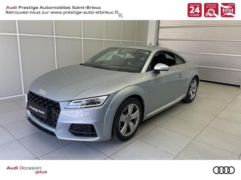 Audi TT 40 TFSI 197ch Stronic 7 Essence ARGENT Occasion à vendre