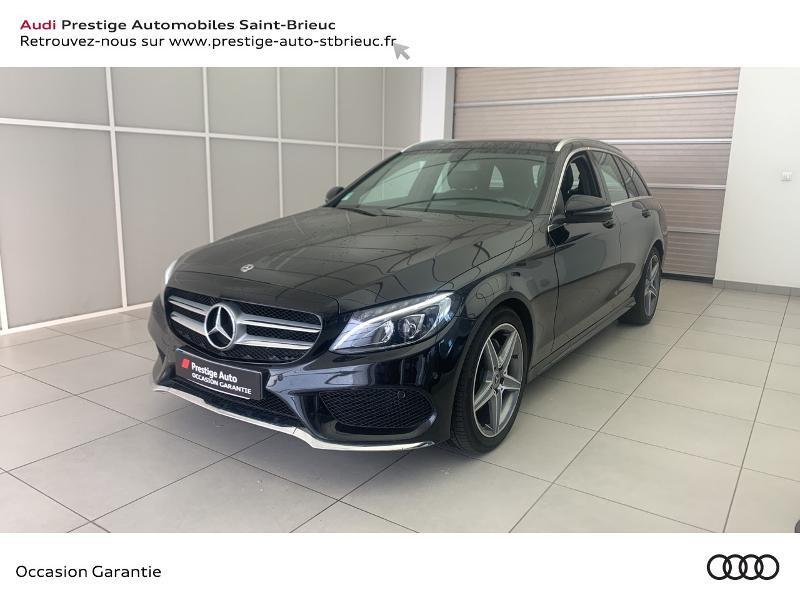 Mercedes-Benz Classe C Break 200 d 136ch Sportline 9G-Tronic Diesel noir Occasion à vendre
