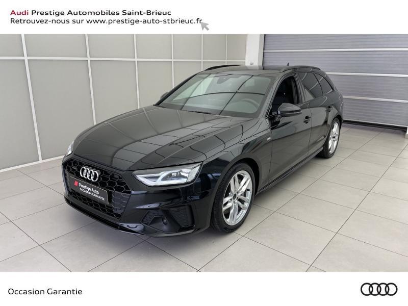 Audi A4 Avant 50 TDI 286ch Design Luxe quattro tiptronic 8 Euro6d-T Diesel NOIR MYTHIC Occasion à vendre