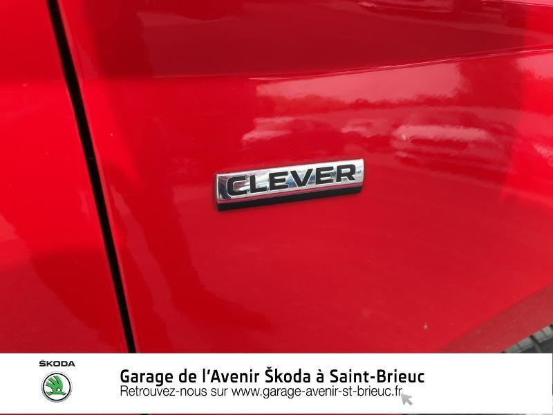 Photo 14 de l'offre de SKODA Fabia Break 1.0 TSI 110ch Clever DSG7 à 11890€ chez Prestige Automobiles – Audi St Brieuc