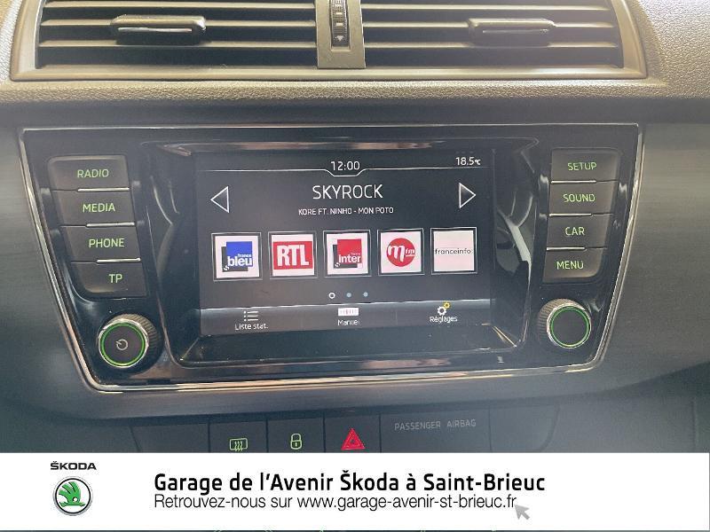 Photo 8 de l'offre de SKODA Fabia Break 1.0 TSI 110ch Clever DSG7 à 11890€ chez Prestige Automobiles – Audi St Brieuc