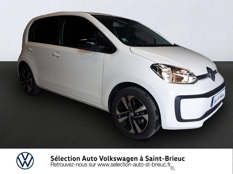 Volkswagen up! 1.0 60ch BlueMotion Technology Move up! 5p Euro6d-T Essence BLANC Occasion à vendre