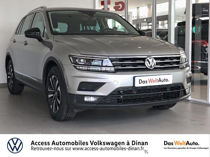 Volkswagen Tiguan 2.0 TDI 150ch IQ.Drive DSG7 Euro6d-T Diesel GRIS TUNGSTENE METAL Occasion à vendre