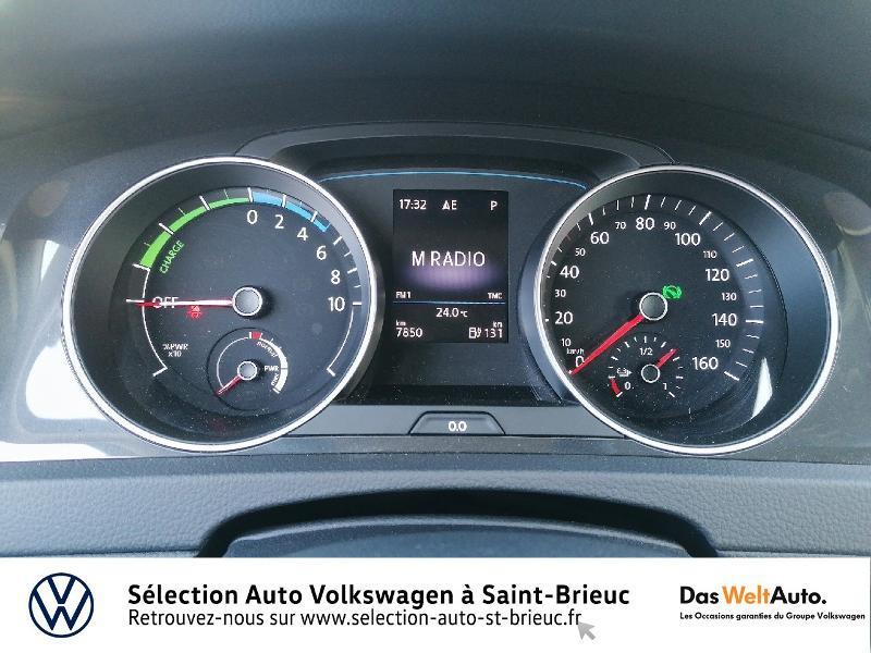 Photo 9 de l'offre de VOLKSWAGEN e-Golf 136ch à 24990€ chez Prestige Automobiles – Audi St Brieuc