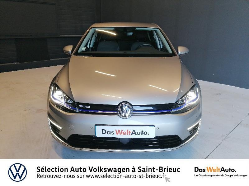 Photo 5 de l'offre de VOLKSWAGEN e-Golf 136ch à 24990€ chez Prestige Automobiles – Audi St Brieuc
