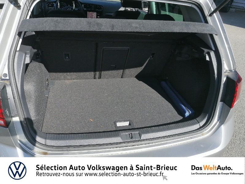 Photo 12 de l'offre de VOLKSWAGEN e-Golf 136ch à 24990€ chez Prestige Automobiles – Audi St Brieuc