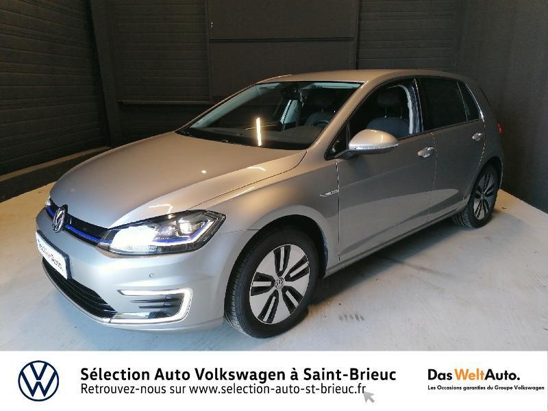 Photo 19 de l'offre de VOLKSWAGEN e-Golf 136ch à 24990€ chez Prestige Automobiles – Audi St Brieuc