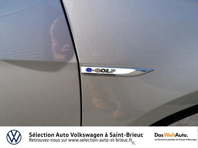 Photo 17 de l'offre de VOLKSWAGEN e-Golf 136ch à 24990€ chez Prestige Automobiles – Audi St Brieuc