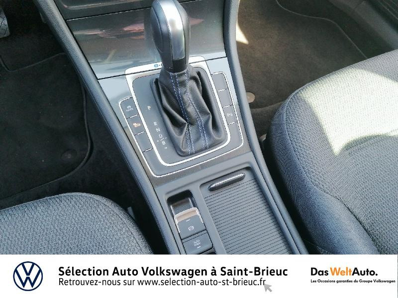 Photo 10 de l'offre de VOLKSWAGEN e-Golf 136ch à 24990€ chez Prestige Automobiles – Audi St Brieuc