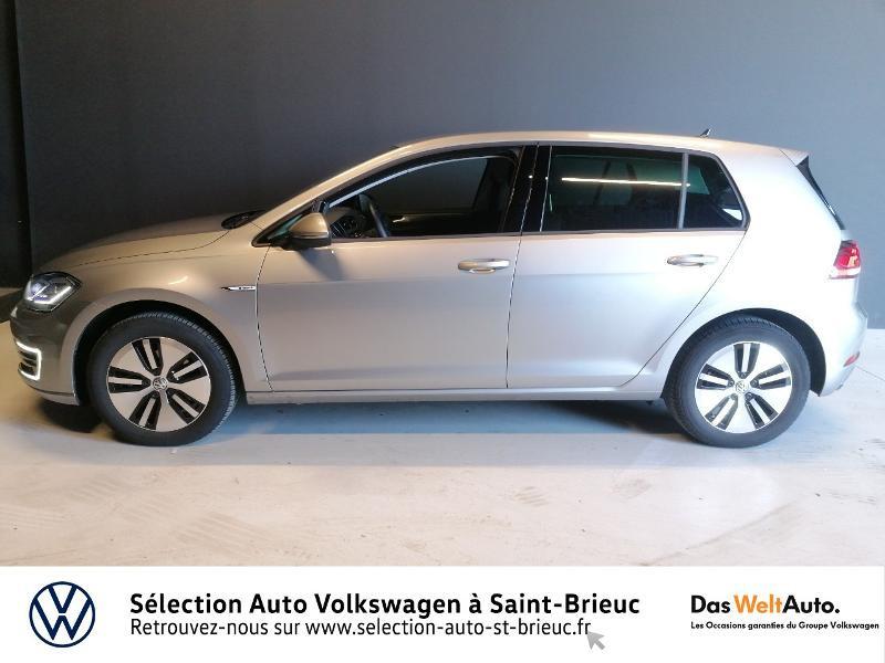 Photo 4 de l'offre de VOLKSWAGEN e-Golf 136ch à 24990€ chez Prestige Automobiles – Audi St Brieuc