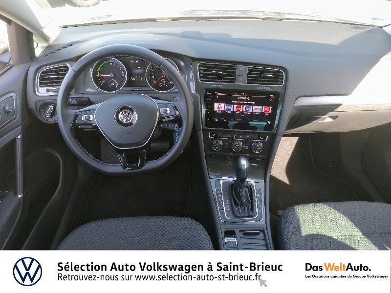 Photo 6 de l'offre de VOLKSWAGEN e-Golf 136ch à 24990€ chez Prestige Automobiles – Audi St Brieuc