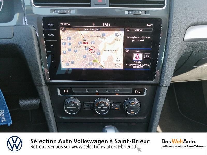 Photo 8 de l'offre de VOLKSWAGEN e-Golf 136ch à 24990€ chez Prestige Automobiles – Audi St Brieuc