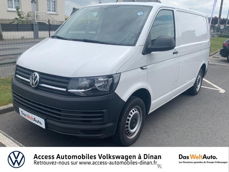 Volkswagen Transporter Fg 2.8T L1H1 2.0 TDI 102ch Business Line Diesel BLANC CANDY Occasion à vendre