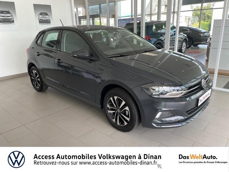 Volkswagen Polo 1.0 TSI 95ch United Euro6d-T Essence GRIS URANO Occasion à vendre