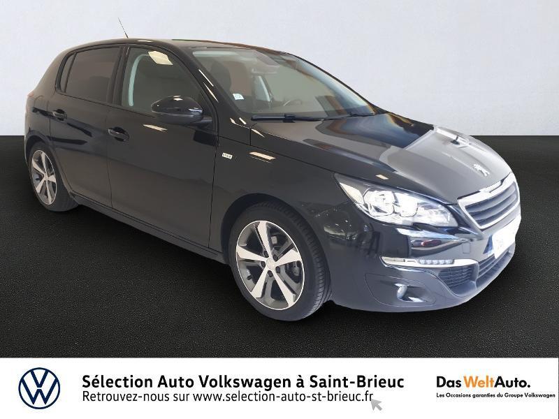 Peugeot 308 1.2 Puretech 110ch Style S&S 5p Essence NOIR Occasion à vendre