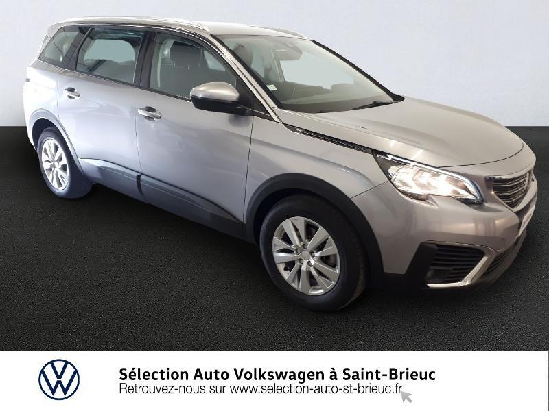 Peugeot 5008 1.6 BlueHDi 120ch Active S&S Diesel GRIS Occasion à vendre