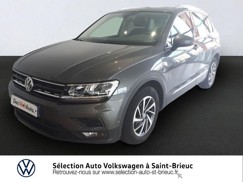 Volkswagen Tiguan 1.4 TSI 125ch Sound Essence GRIS INDIUM Occasion à vendre