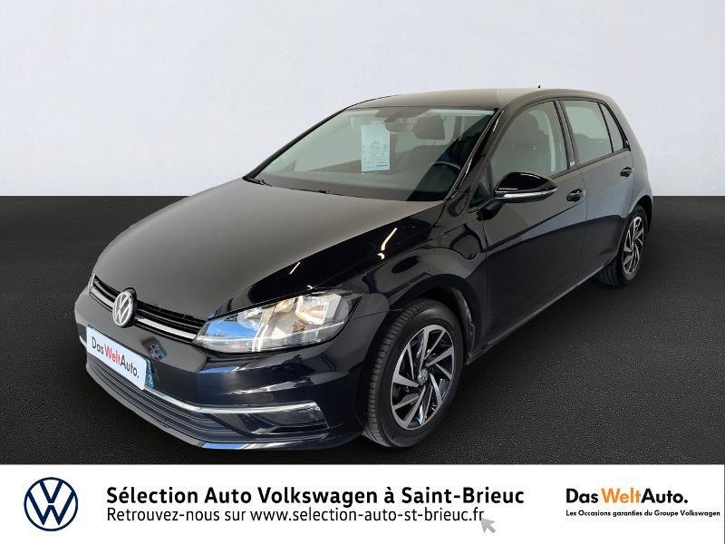Volkswagen Golf 1.0 TSI 110ch Connect 5p Essence NOIR INTENSE NACRE Occasion à vendre
