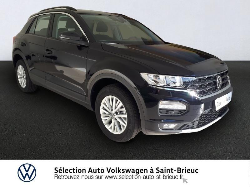 Volkswagen T-Roc 2.0 TDI 115ch Lounge S&S Diesel NOIR Occasion à vendre
