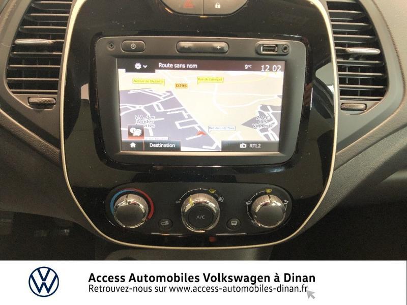 Photo 10 de l'offre de RENAULT Captur 1.5 dCi 90ch energy Business eco² à 12990€ chez Access Automobiles - Volkswagen Dinan