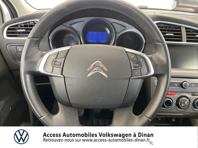 Photo 8 de l'offre de CITROEN C4 BlueHDi 120ch Shine S&S à 12990€ chez Access Automobiles - Volkswagen Dinan