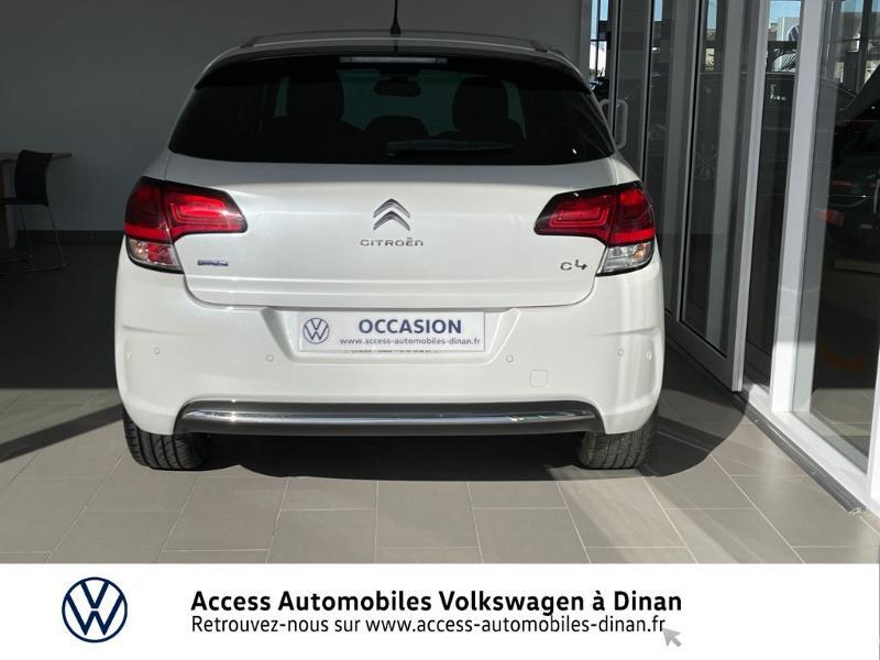 Photo 5 de l'offre de CITROEN C4 BlueHDi 120ch Shine S&S à 12990€ chez Access Automobiles - Volkswagen Dinan