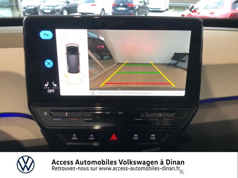 Photo 12 de l'offre de VOLKSWAGEN ID.3 204ch 1st Plus à 41490€ chez Access Automobiles - Volkswagen Dinan