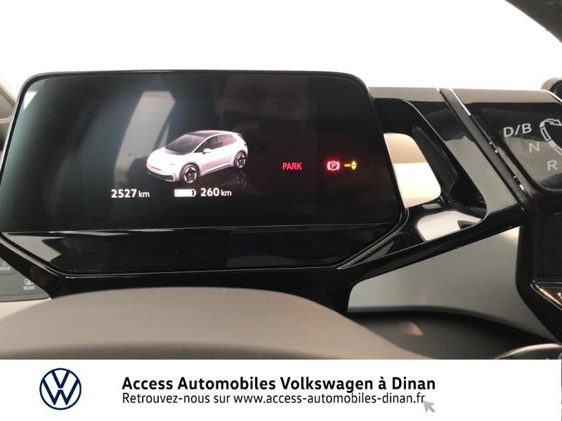 Photo 12 de l'offre de VOLKSWAGEN ID.3 204ch 1st Max à 44990€ chez Access Automobiles - Volkswagen Dinan