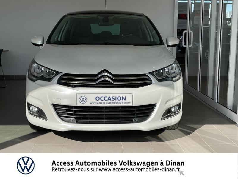 Photo 2 de l'offre de CITROEN C4 BlueHDi 120ch Shine S&S à 12990€ chez Access Automobiles - Volkswagen Dinan