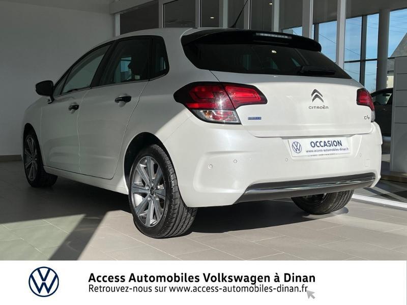 Photo 4 de l'offre de CITROEN C4 BlueHDi 120ch Shine S&S à 12990€ chez Access Automobiles - Volkswagen Dinan